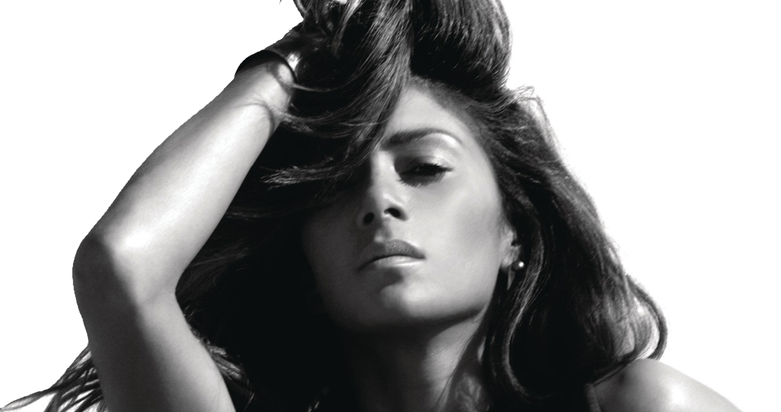 Nicole Scherzinger complete UK singles and albums chart history