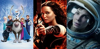 The Official Biggest Selling DVDs and Blu-rays of 2014 so far!