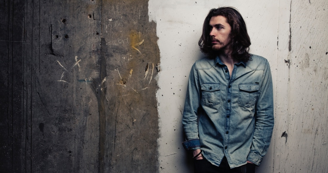 Hozier claims highest new entry on album chart
