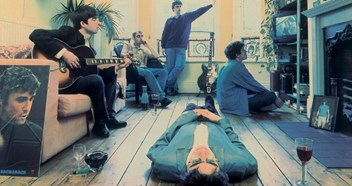 Flashback to Oasis' debut album Definitely Maybe