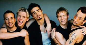 Official Charts Pop Gem #73: Backstreet Boys