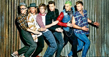 McBusted announce self-titled debut album