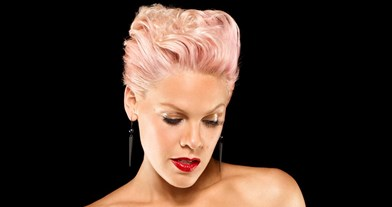 Pink complete UK singles and albums chart history