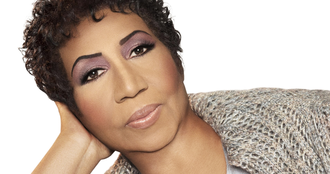 Aretha Franklin complete UK singles and albums chart history