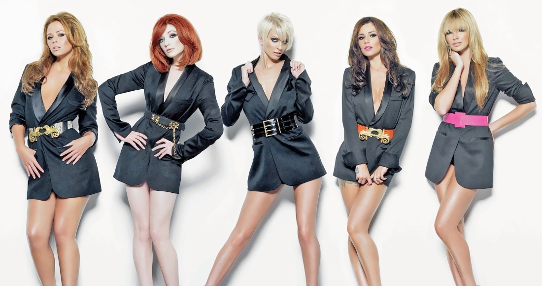 Cheryl & Girls Aloud's Official Top 20 Biggest Selling Singles Revealed!
