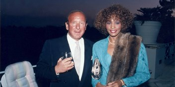 Clive Davis remembers Whitney Houston: 'Watching her on stage gave me goose bumps'