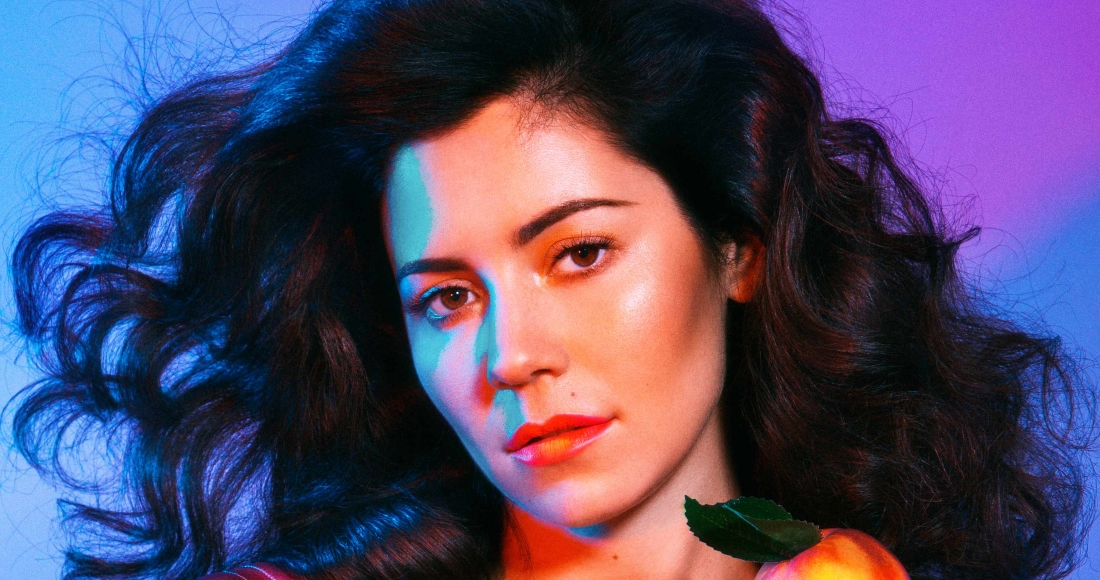 Marina & The Diamonds complete UK singles and albums chart history