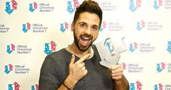X Factor's Ben Haenow crowned 2014 Official Christmas Number 1