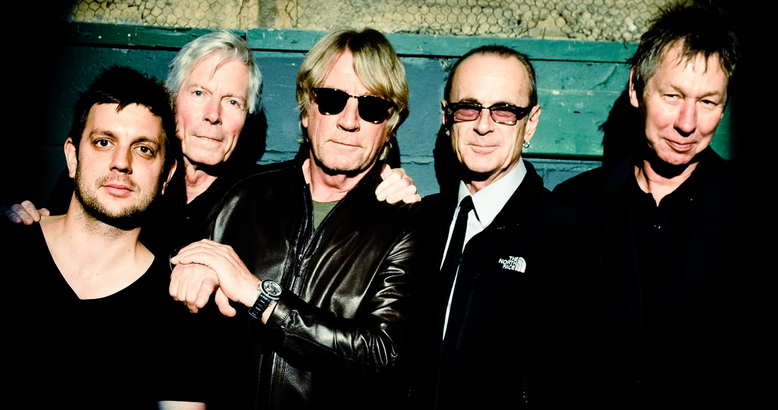 Status Quo complete UK singles and albums chart history