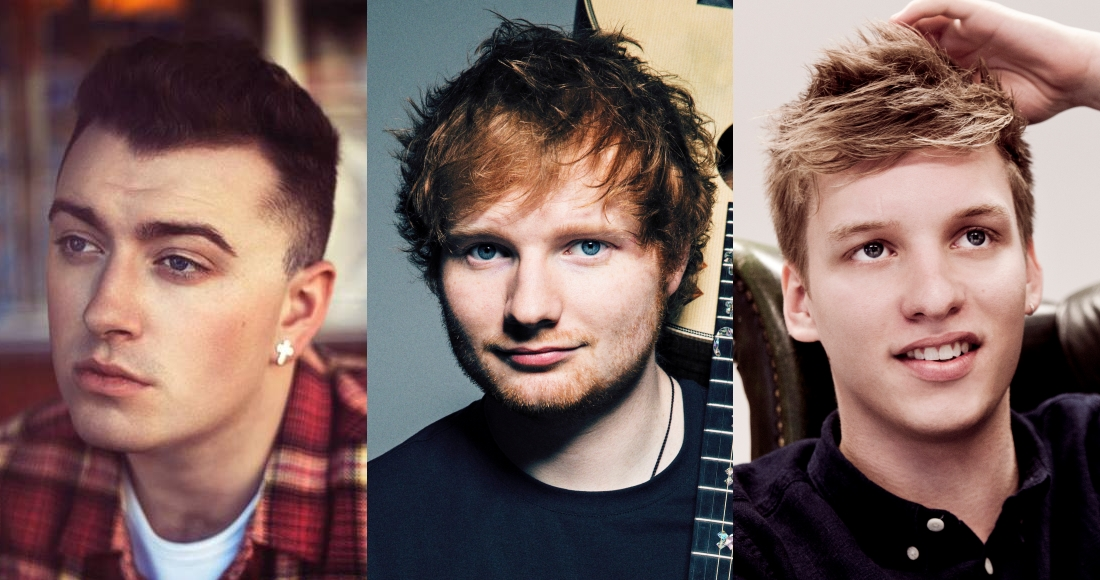 Top Artists Of 2014 the official top 40 biggest selling artist albums of 2014
