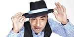 Strictly million-sellers only! Lou Bega finally mamboes his way to a million sales in the UK!