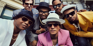 Mark Ronson's Uptown Funk heading for fifth week at singles Number 1