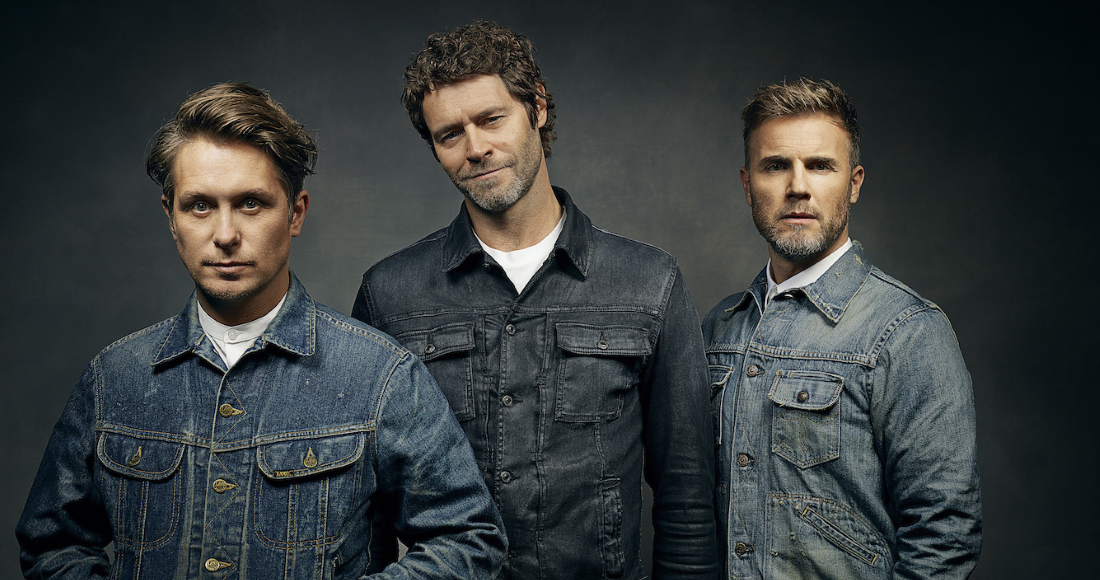 Take That confirm The Band musical is being turned into a movie