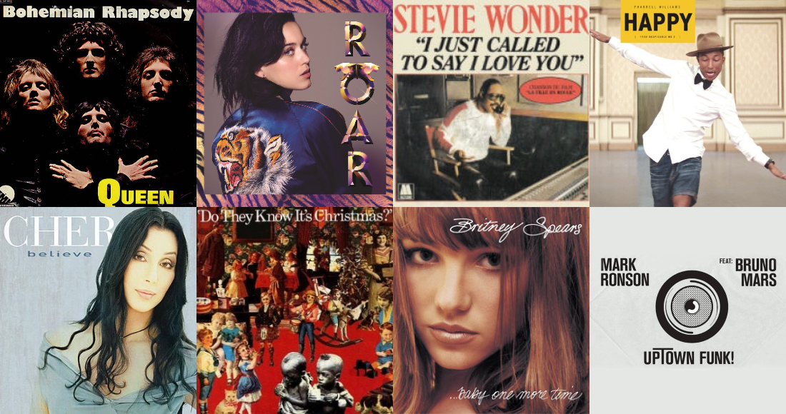 What was the No.1 song on the day you were born? Enter your date of birth and listen to it!