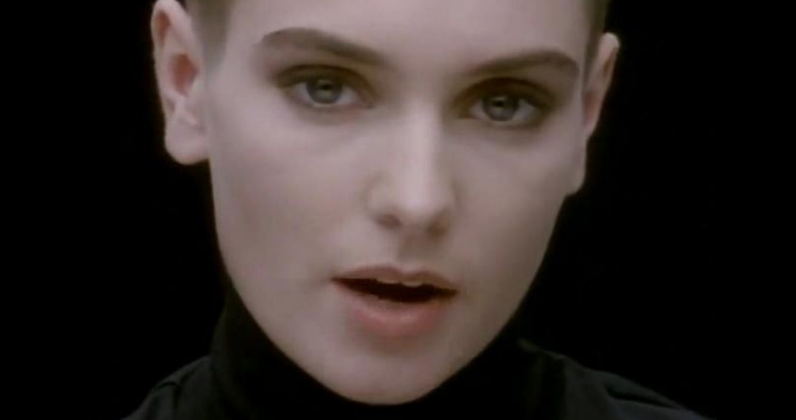 Irish singer Sinead O'Connor accepted Islam and changed her name Sinead-o-connor-nothing-compares-2-u