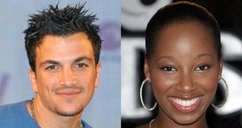 Number 1 today in 2004: Peter Andre vs Jamelia