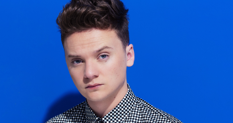 Conor Maynard complete UK singles and albums chart history