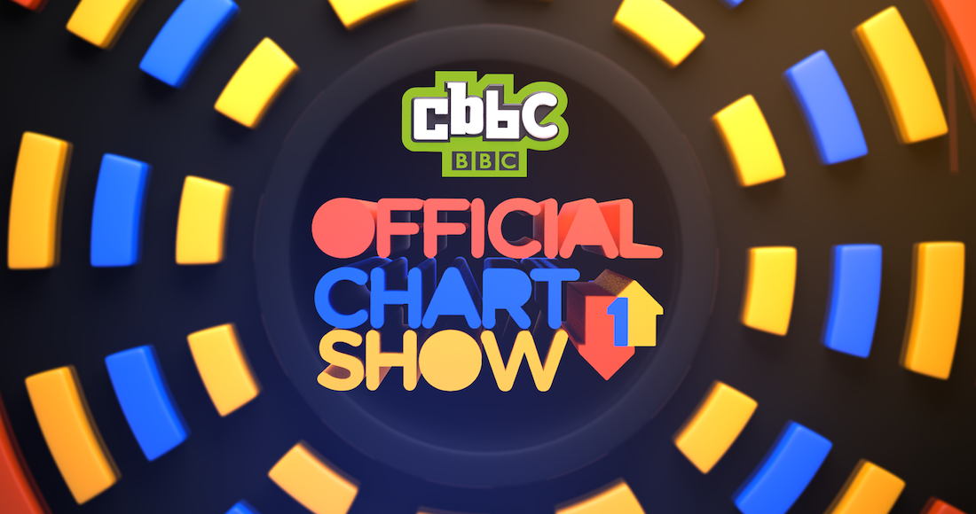 CBBC Official Chart Show to launch live from Radio 1 HQ from May
