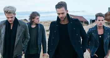 Lawson go on the run in Roads music video