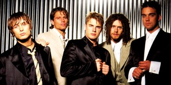 Number 1 today in 1995: Take That – Back For Good