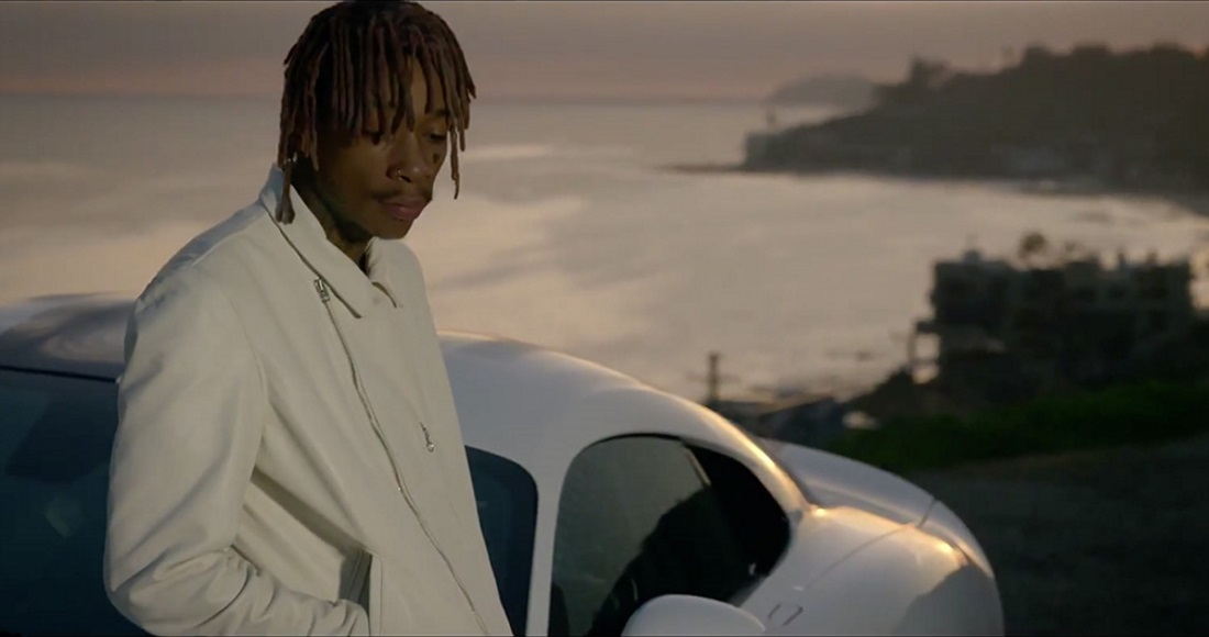 Wiz Khalifa claims second week at Number 1, breaks streaming record
