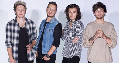One Direction complete UK singles and albums chart history