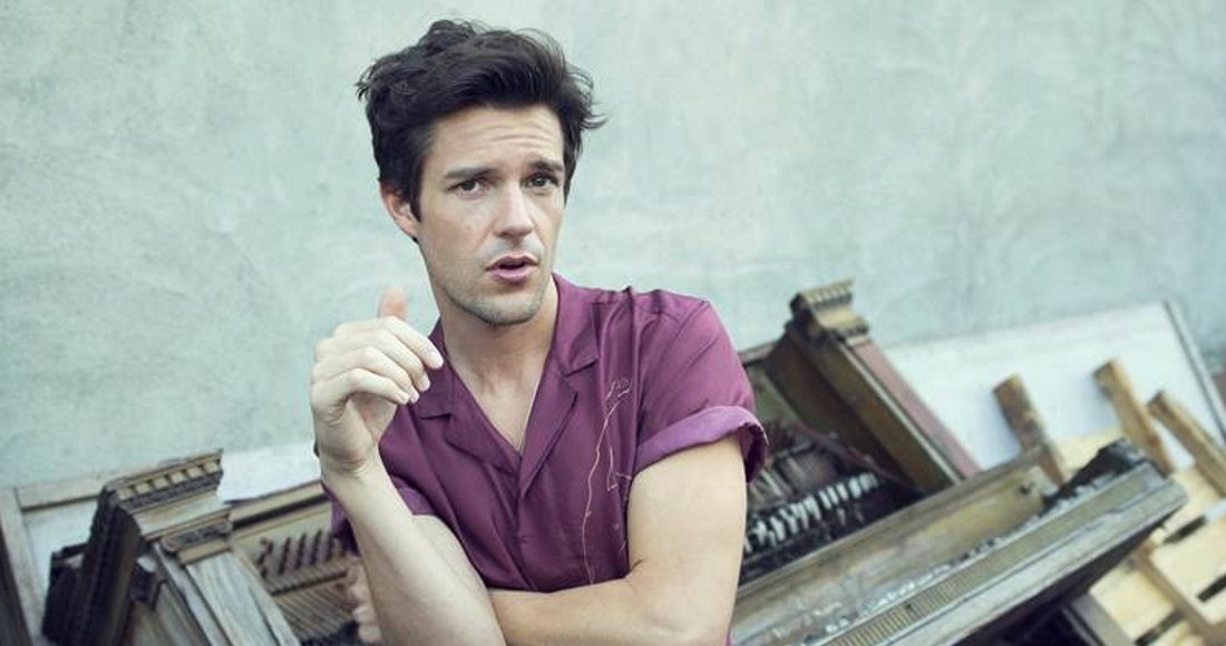 Brandon Flowers' album has The Desired Effect on albums chart
