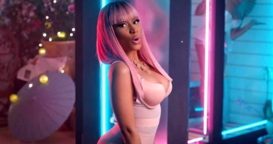 Nicki Minaj says her new music is way more epic than Anaconda