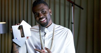 Jason Derulo scores fourth week at Official Singles Chart Number 1