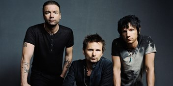 Muse score fifth UK chart-topper with Drones