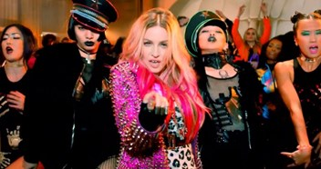 Madonna debuts colourful new Bitch I'm Madonna video