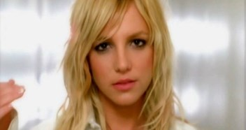Number 1 today in 2004: Britney Spears – Everytime