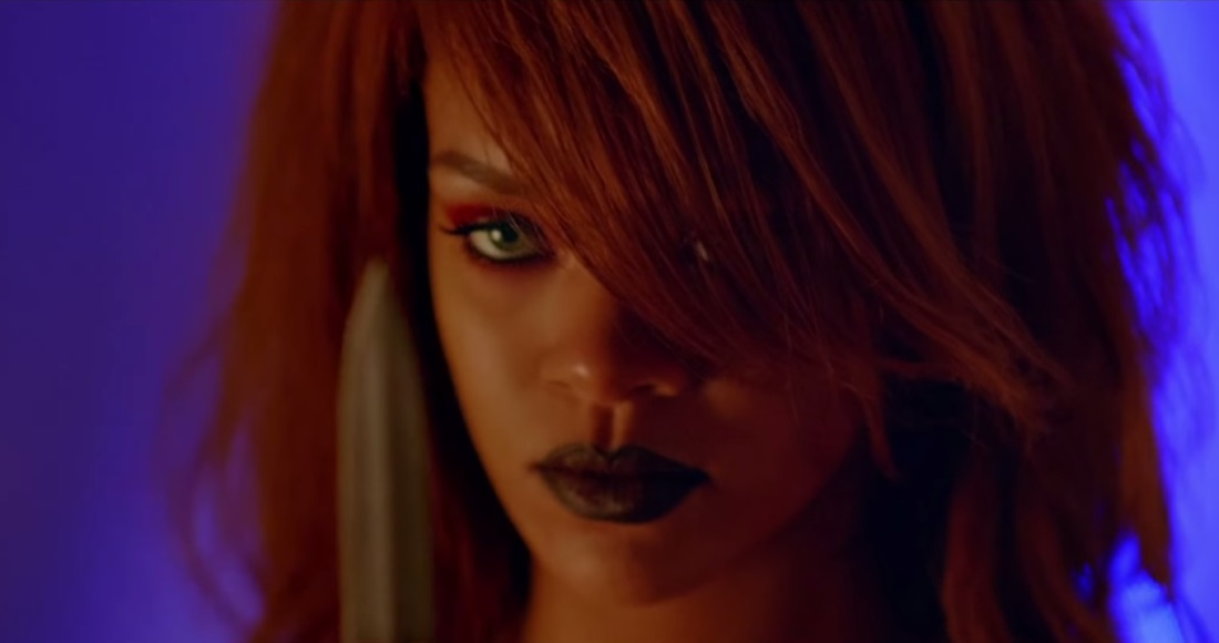 Rihanna unveils chilling Bitch Better Have My Money music video