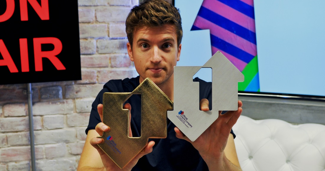 Greg James is releasing a children's novel
