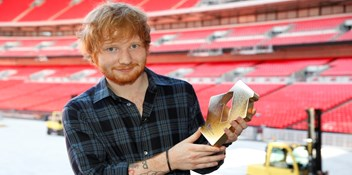 One in eight albums bought worldwide in 2017 were by British acts, including Ed Sheeran, Sam Smith and Harry Styles