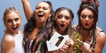 Official Chart Flashback 2015: Little Mix - Black Magic