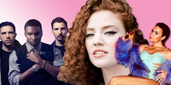 Future Official Chart Contenders Playlist - Jess Glynne, Demi Lovato, more