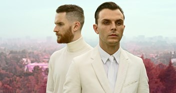 Hurts premiere Stuart Price remix of Some Kind Of Heaven - listen