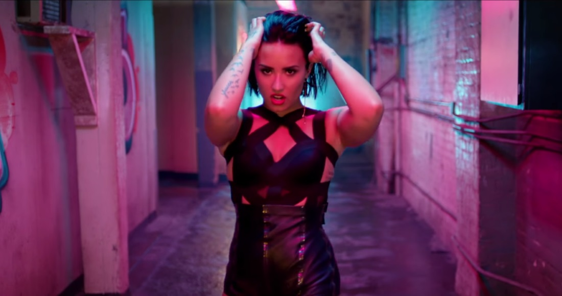 Demi Lovato sizzles in Cool for the Summer music video - watch