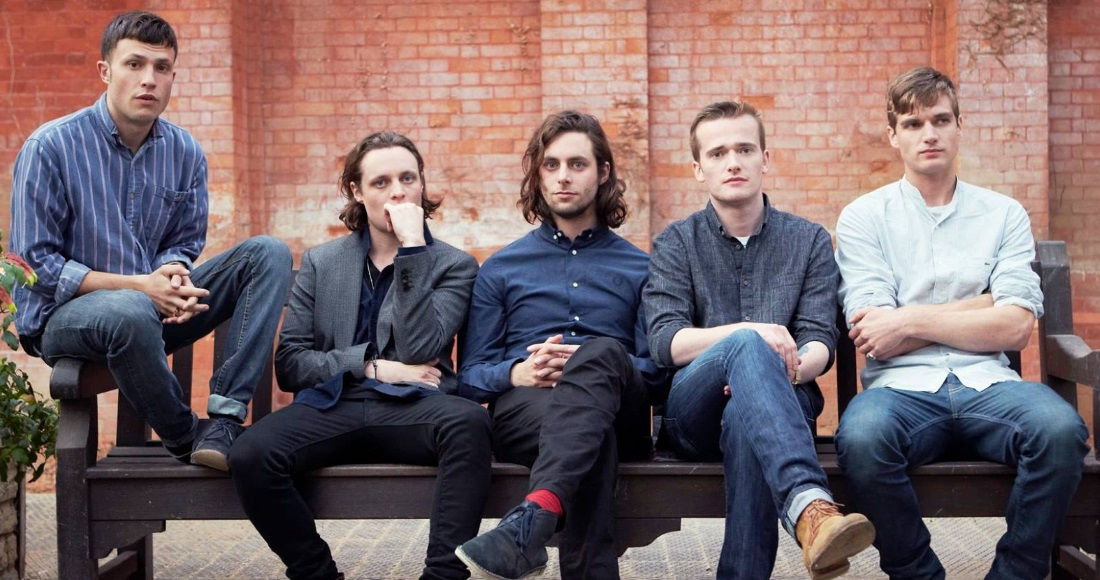 "The Maccabees score first Number 1 album: ""Thank you for staying with us all these years"""