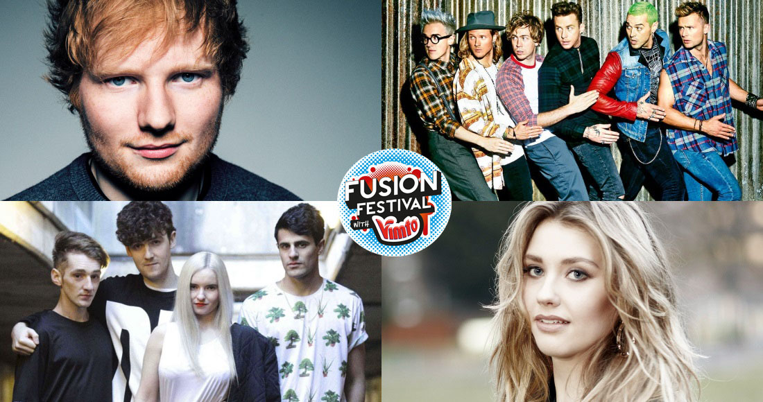 Win tickets to Fusion Festival and meet Ella Henderson