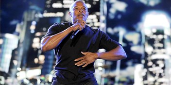 Dr Dre's Compton soundtrack is outselling the rest of the Top 5