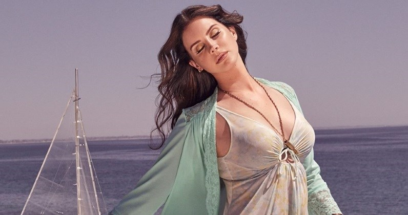 Lana Del Rey complete UK singles and albums chart history
