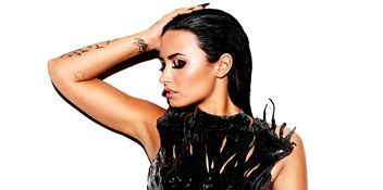 Demi Lovato has revealed the artwork and tracklisting for her new album Confident