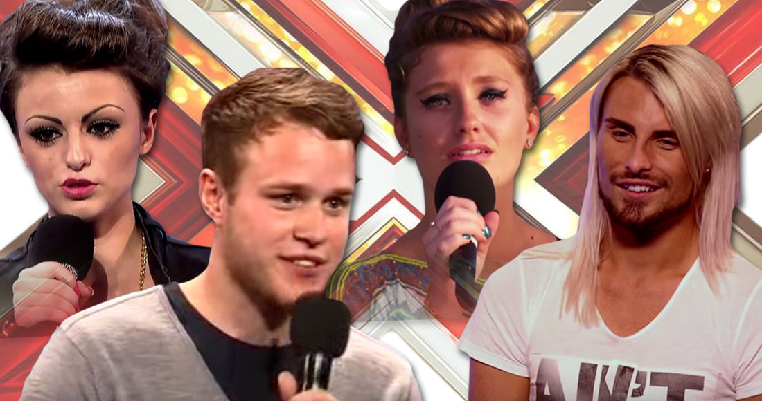 9 X Factor auditions that sent songs back up the chart