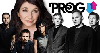 Official Charts and Prog Magazine join forces to launch the Official Prog Albums Chart
