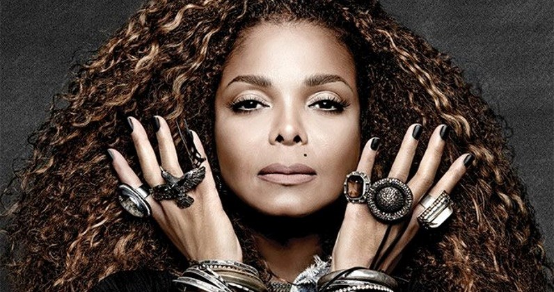 Janet Jackson complete UK singles and albums chart history