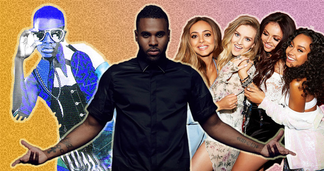 The Official Biggest Songs of Summer 2015 revealed