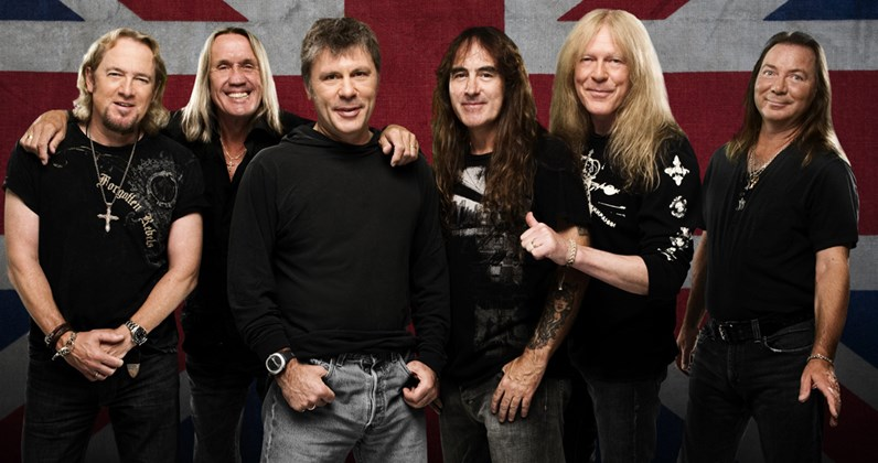 Iron Maiden hit songs and albums