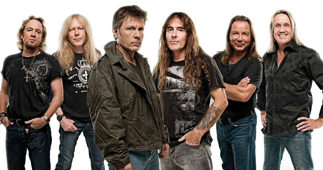 Iron Maiden S Book Of Souls Tops Official Albums Chart